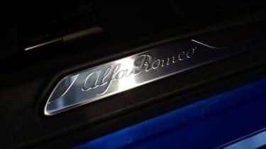 Long-term test review: Alfa Romeo Giulia Veloce - plaque