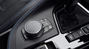 BMW X2 - iDrive