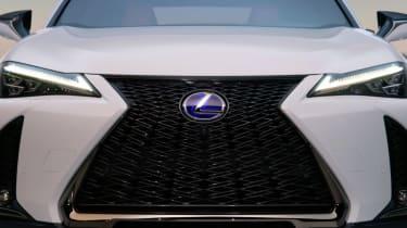 Lexus UX official front end