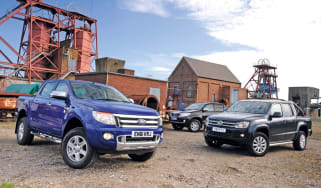 New Ford Ranger vs rivals