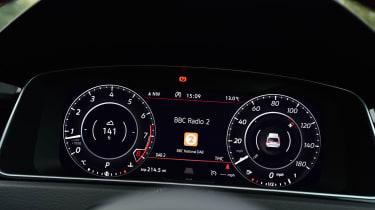 VW Golf GTI - dials