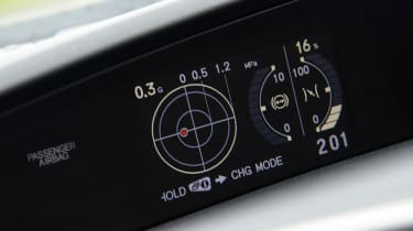 Honda Civic Type R long term - gauges