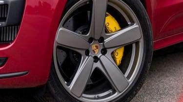 Porsche Macan Turbo - wheel