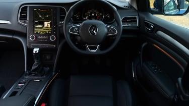 Renault Megane ST - dash