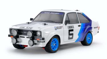 Tamiya RC - Ford Escort