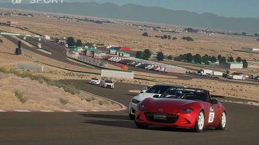 GT Sport 2016 - cornering 2