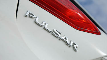 Used Nissan Pulsar - rear badge