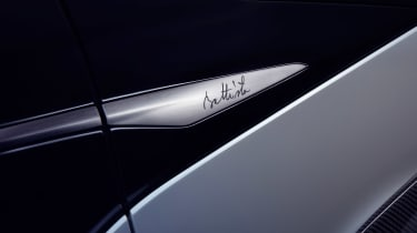 Pininfarina Battista - detail