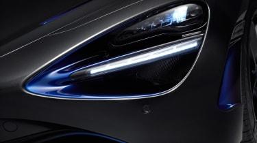 McLaren 720S Spider by MSO - front light