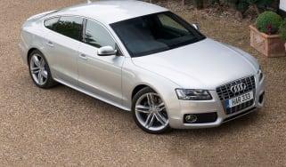 Audi S5 Sportback front