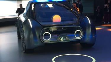 MINI Vision Next 100 concept - reveal front 3