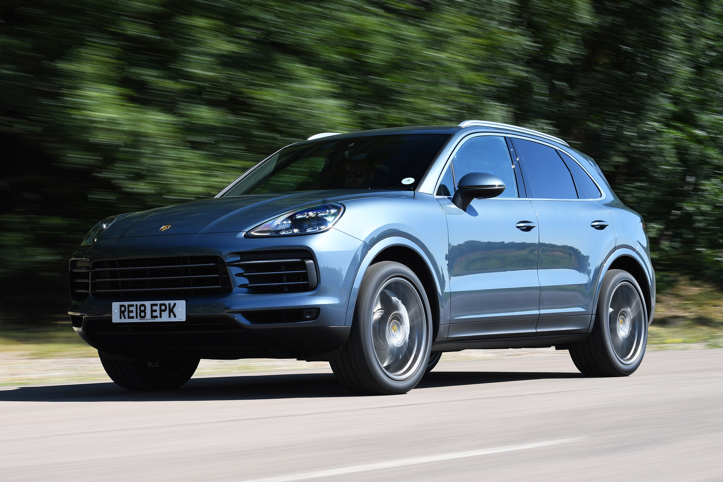 Porsche Cayenne Review Auto Express