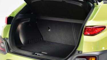 Hyundai Kona studio - boot