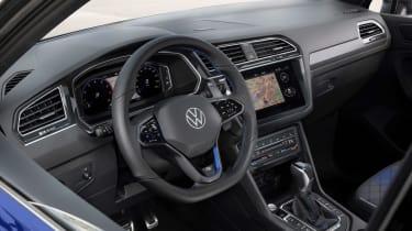 Volkswagen Tiguan R - cabin