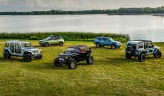 Jeep's wildest concepts driven - header