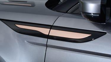 Range Rover Evoque front fender