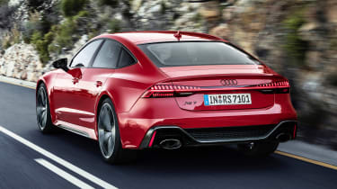 Audi RS 7 Sportback - rear