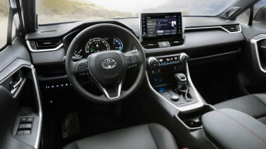 Toyota RAV4 Prime - dash