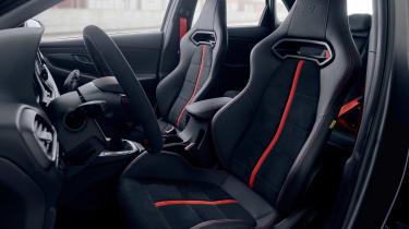 Hyundai i30 N Project C - seats