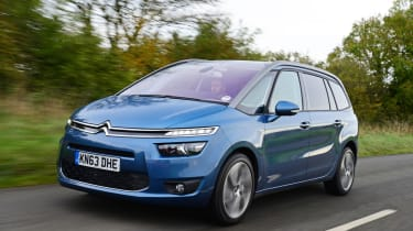The updated Citroen C4 Grand Picasso follows on from the previous model - itself one of the best and most popular MPV's available.