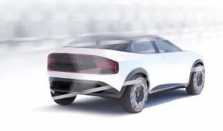 Nissan electric car concept
