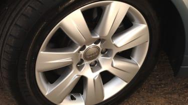 Audi A6 Allroad 3.2 FSI wheel