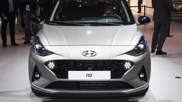 Hyundai i10 - Frankfurt full front