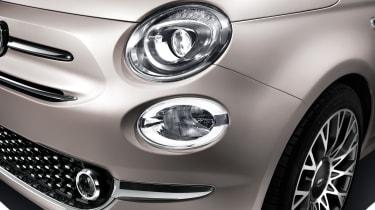 Fiat 500 Star - headlight