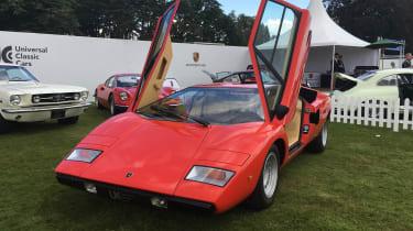 Salon Prive 2017 - Lamborghini