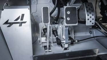Alpine A110 Cup pedals
