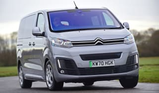 Citroen e-SpaceTourer - front
