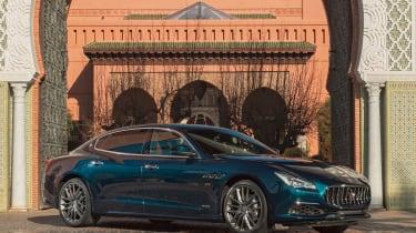 Maserati Quattroporte Royale side