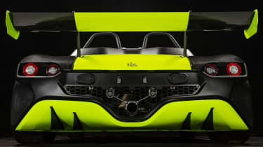 vuhl 05rr rear static