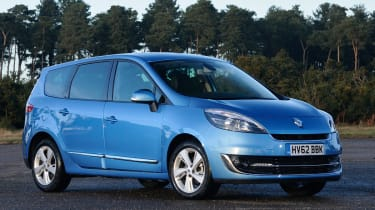 Renault Grand Scenic 1.5 dCi front static