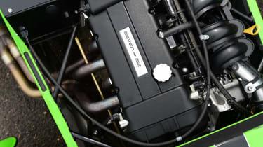 Caterham Seven 310S - engine
