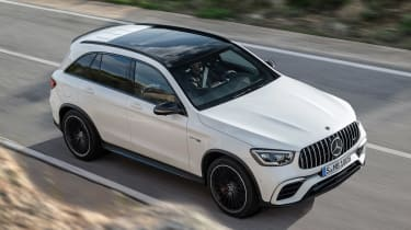 Mercedes-AMG GLC 63 - above