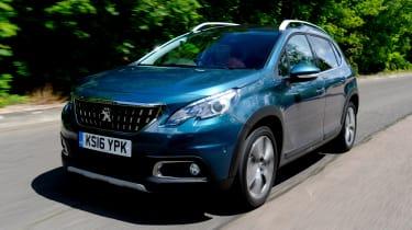 Best SUVs and 4x4s - Peugeot 2008
