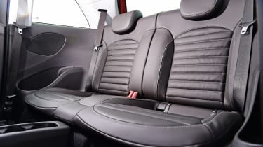 Vauxhall Adam Grand Slam - rear seats