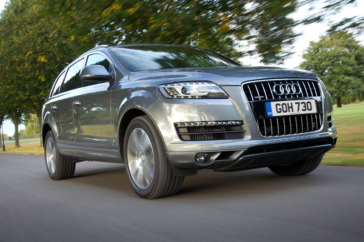 Audi Q7 2005 2015 Review Auto Express