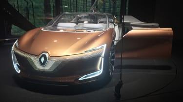 Renault Symbioz concept - Frankfurt door open