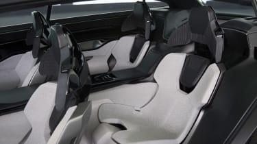 Peugeot Instinct Concept - rear seats