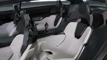 Peugeot Instinct Concept - rear seats