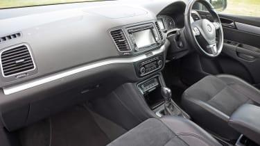 Used Volkswagen Sharan - dash