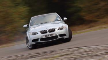 BMW M3 slide