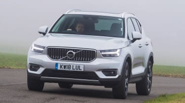 Volvo XC40 T4 - front action