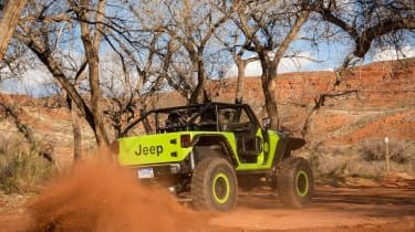 75 years of Jeep - Trailcat 2