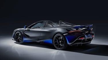 McLaren 720S Spider by MSO - rear
