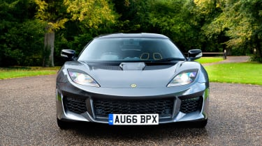 Lotus Evora 410 - full front