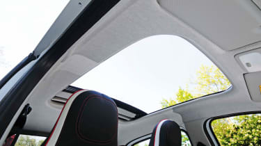Renault Twingo long-termer - panoramic sunroof