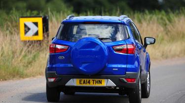 Ford EcoSport back